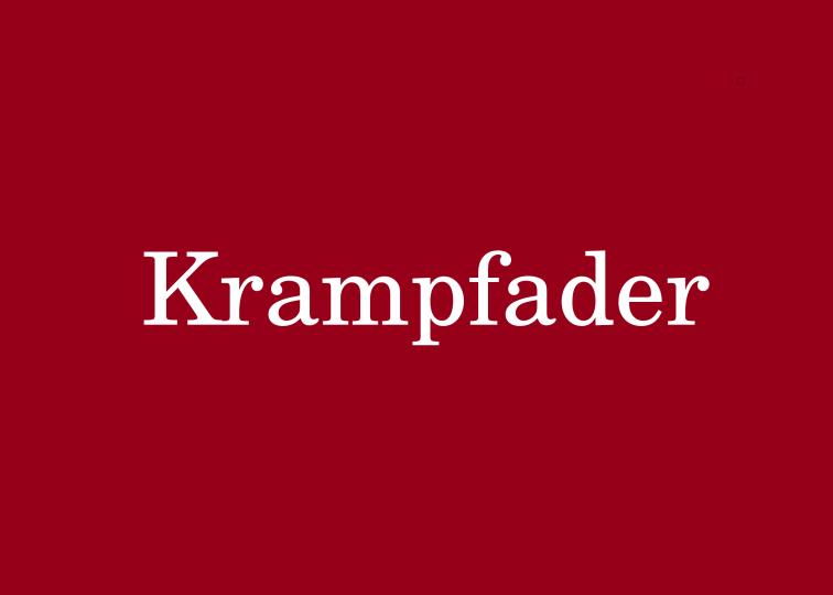 Krampfader